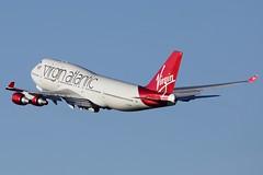 G-VBIG VIRGIN ATLANTIC AIRWAYS BOEING 747-4Q8 (Roger Lockwood) Tags: gvbig virginatlanticairways 2boeing 747manchester airportmanegcc