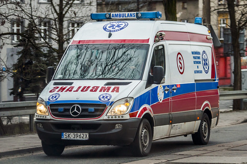 SK 3926X - Mercedes Sprinter - WPR Katowice