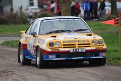 Manta 400 (CBG1970) Tags: raceretro stoneleigh historic race rally classic motorsport motorracing opel manta gpb