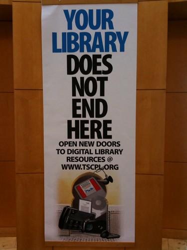 La biblioteca está en todas partes