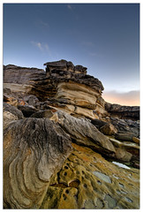 Spot #3 (Visual Clarity Photography) Tags: winter seascape rock stone clouds