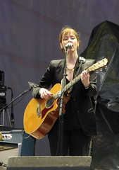 Suzanne Vega, Weybridge 11 July 2009