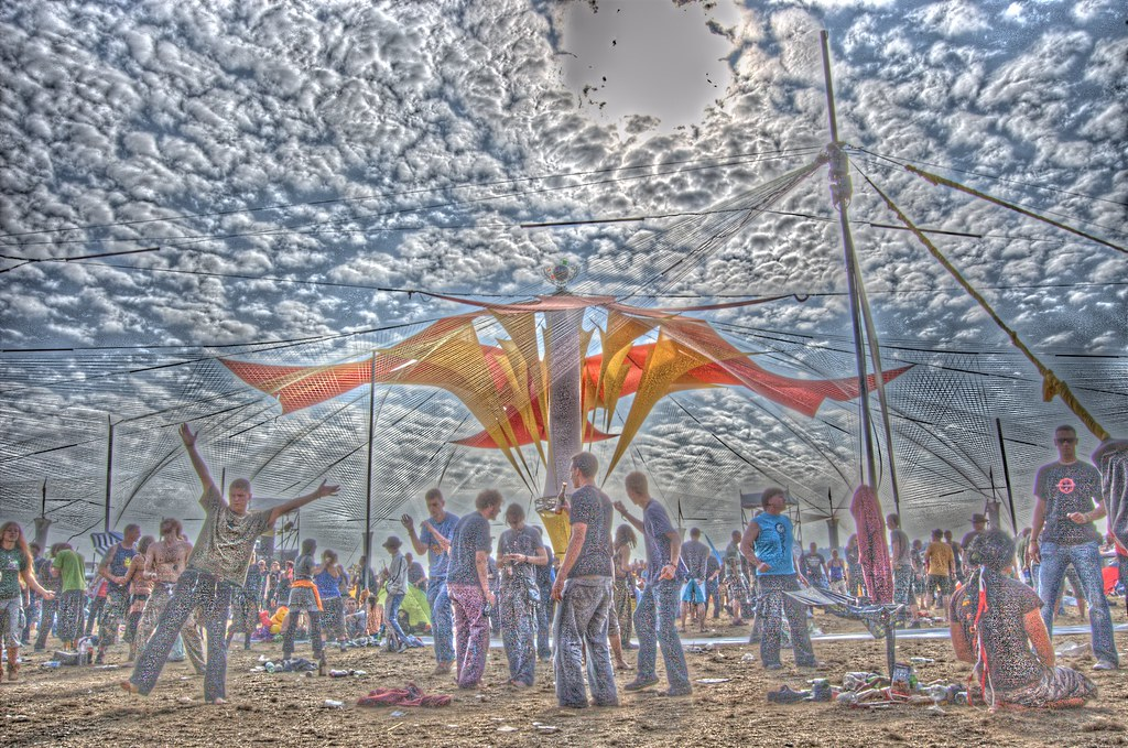 [HDR] Antaris Project ~ laugh & dance ~ 2009