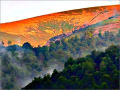 Iran maggio 2009 (anton.it) Tags: trip sunset alberi landscapes tramonto iran digitale persia paesaggi montagna viaggio masuleh canong10 antonit flickrtravelaward