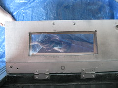 Oven Door Construction