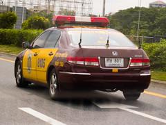Thai Motorway Police