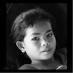 BEAUTY OF LAOS (cisco ) Tags: portrait bw beauty cisco laos bianconero donkhong champasak siphandon photographia muangkhong artlibre anawesomeshot thesuperbmasterpiece photographia memorycornerportraits elitechildimages