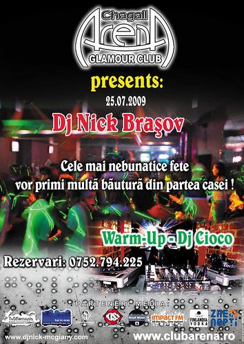 25 Iulie 2009 » DJ Nick