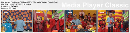 Fun House   Series 8 (1996) [PDTV (XviD)] preview 5