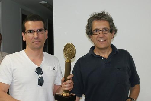 Antonio Ferreira, campió del torneig