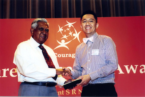 Singapore Healthcare Humanity Award 2009
