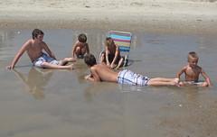 (MikeWebkist) Tags: beach alex northcarolina jordan cameron zack outerbanks corolla antje