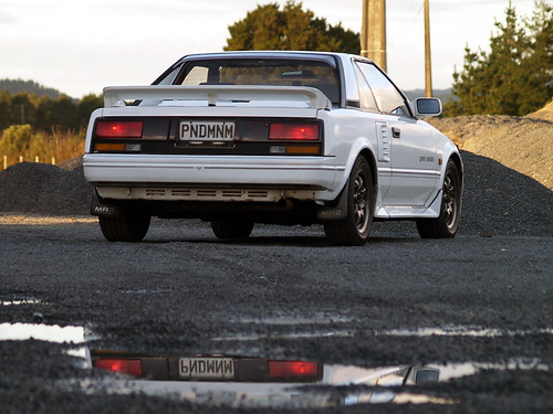 AW11 MR2 Clevedon '09 (by decypher the code)