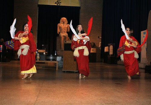 Celebration of African Cultures -- Tunisian Dance