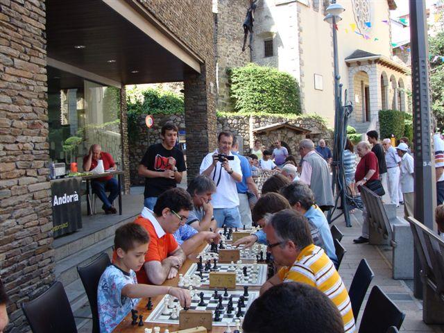 Vista parcial del torneig
