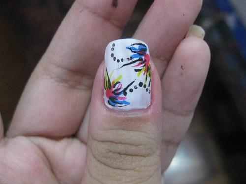 nails art design. nail art design, Abstract nail