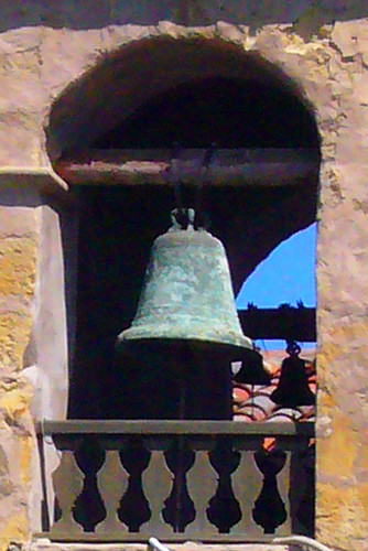 Carmel Mission Bell