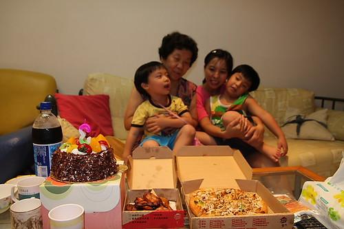 彥彥3歲生日0011
