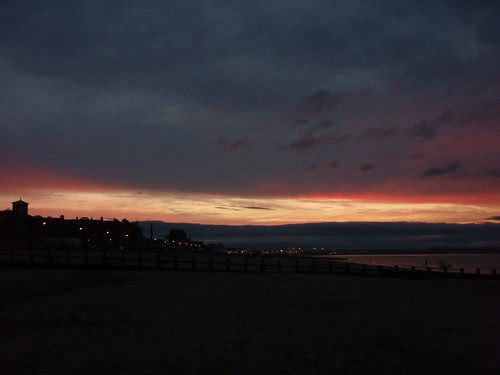 portobello sunset IV