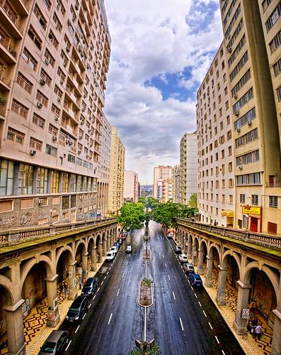 Avenida Borges de Medeiros | Vertorama