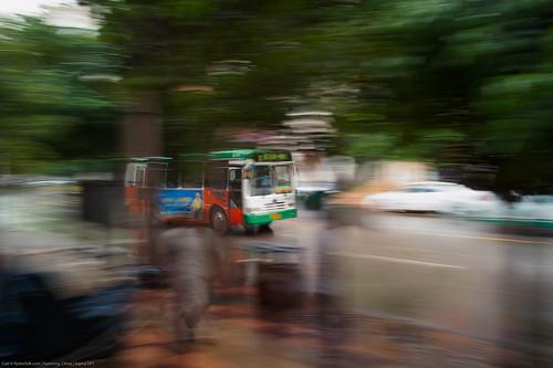 Kunming buss