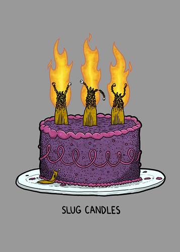 Slug Candles