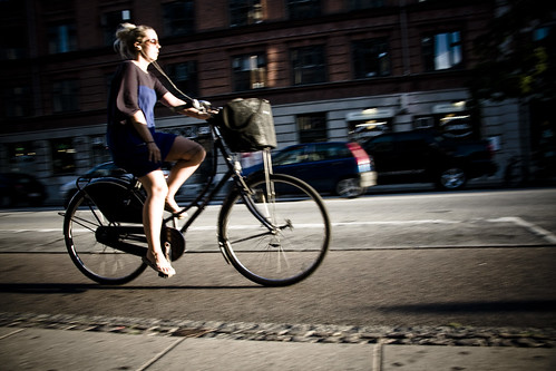 Cool Copenhagen Cyclist