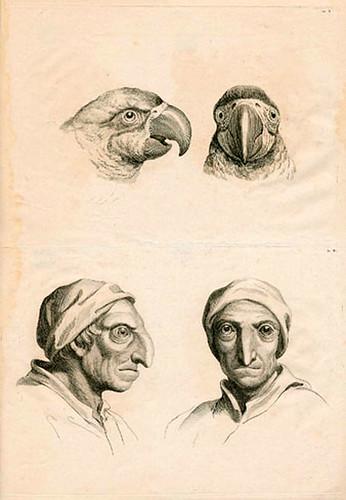 026-Le Système de Lebrun sur la Physionomie 1806