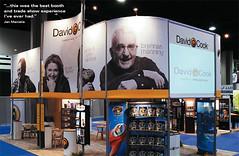 Kiosque d'exposition David C ...