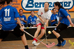 CUF Leganes - SU Wien (Women) - EuroFloorball Cup Qualification - 21.08.2009