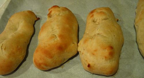 Naan-ish Bread