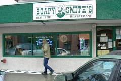 Soapy Smiths Restaurant - Fairbanks, Alaska