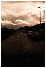 Its Grim up North (phzik) Tags: sky clouds runcorn