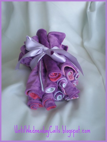 Lovely Cloth Wipes I think.