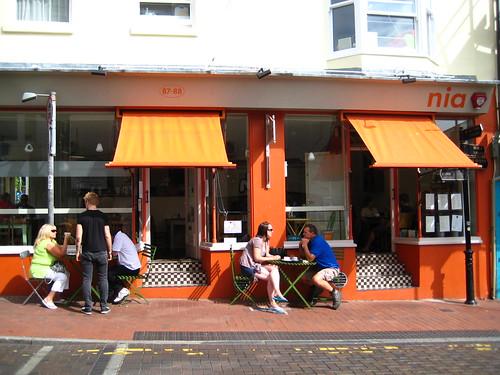 Facade - Nia, Brighton
