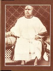 Sri Brahmachaitanya Maharaj—Meditative