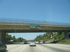Interstate 210 Foothill Freeway Westbound in La Crescenta (bigmikelakers) Tags: la freeway interstate westbound foothill 210 crescenta