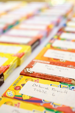 Place Cards: Lemonheads
