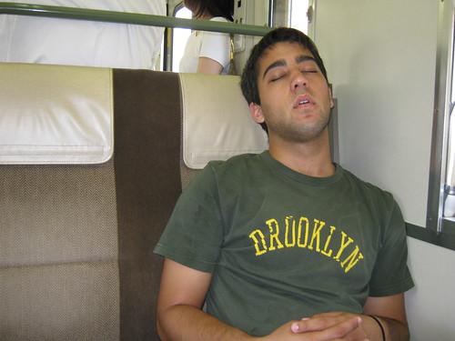Sleeping Dave
