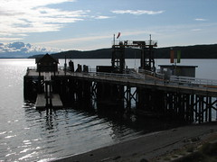 BC Ferry terminal at Sointula (Dennisworld) Tags: canada britishcolumbia vancouverisland ferryterminal bcferries sointula malcolmisland