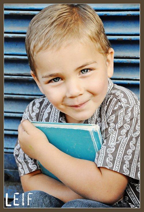 Leif ~ Sept 2009 ~ Age 3