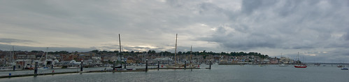 Cowes Panorama