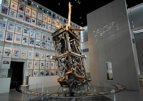 September 11 WTC Antenna