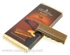 Al nassma Macadamia Orange camel milk chocolate