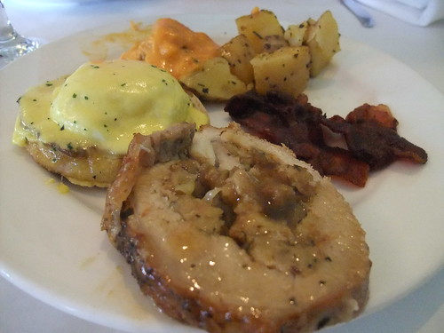 Brunch Plate from The Worthington Inn