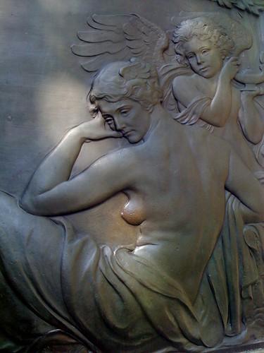 bronze boob