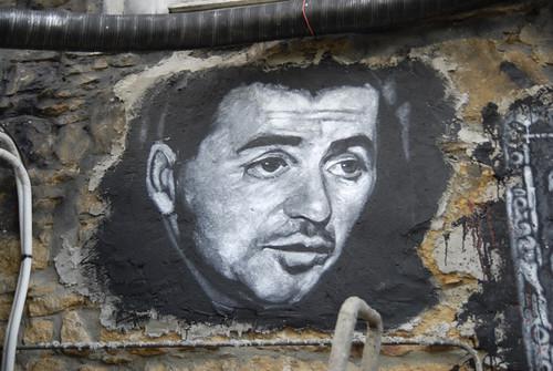 Yvan Colonna painted portrait _DDC7903