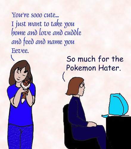 pokemon hater
