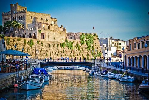 Ciutadella, Menorca por -D-Parker-.