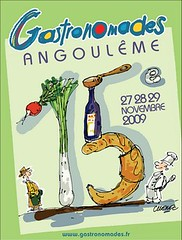 Images Papilles et Pupilles - Gastronomades Angoulême 2009